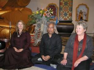 Tibetan Cranial Ceremony